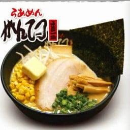 ฮอกไกโดราเมง ราเมงกันเททซึ Hokkaido Ramen Gantetsu สีลม