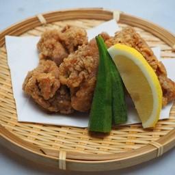 ไก่ทอด สไตล์ญี่ปุ่น