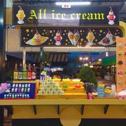 All icecream สาขา 1 ตลาดนัดรถไฟ