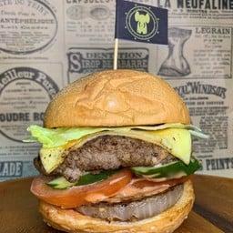 The Wagyu Burger(和牛ハンバーガー)