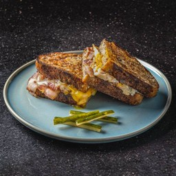 Pan Fried Grilled Cheese