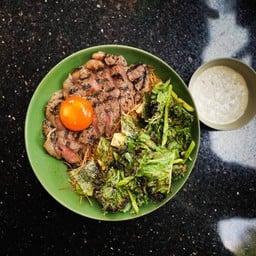 Salt and Chilli Wagyu Picanha Rice Bowl