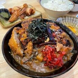 Dachi Donburi ข้าวหน้าญี่ปุ่น ถนนวัฒนานุวงศ์