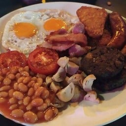 The Sportsman Big Breakfast