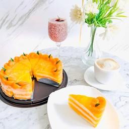 Bake by Bua - เค้กมะพร้าว/นิวยอร์กชีสเค้ก/เค้กหม้อแกง/โฮมเมดเบเกอรี่/Homade Bakery &Cake