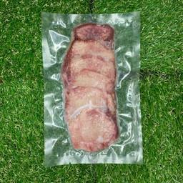 Frozen beef tongue cut(100g)