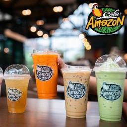 Café Amazon ปตท.บางนอน จ.ระนอง