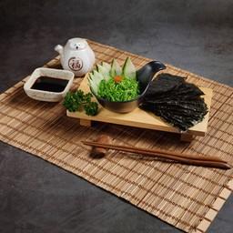 ยำสาหร่ายญี่ปุ่น Spicy Wakame Salad