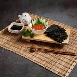 ไข่ปลาแซลม่อน Ikara Sashimi