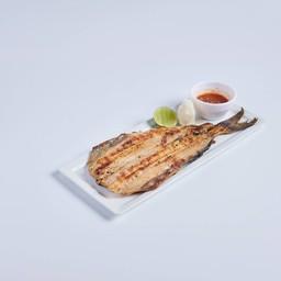 ปลาฮอกกิ Hokke Yaki