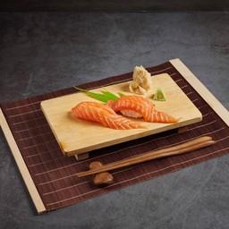 ซูชิแซลม่อน Sushi Salmon