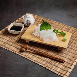 อิกะซาชิมิ Ika Sashimi