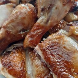 ไก่ย่างวิเชียรบุรี(หน้าบิ๊คบุ๊ค)