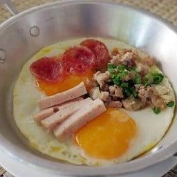 มาวินโอชาอาหารเช้า