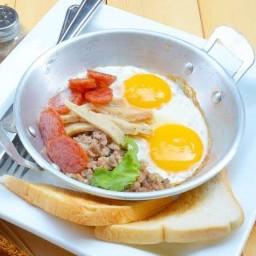อาหารเช้า กับข้าวเย็น By ลุงเหล็ก สาขา 8