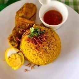 ร้านไหนฮาลานอาหารไทยมุสลิม