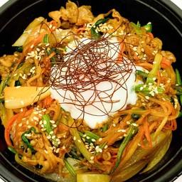Bulgogi rice bowl(プルコギ丼)