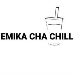 AMIKA CHA CHILL               ชาไข่นมมุกพร้อมดื่ม(แบบขวด)