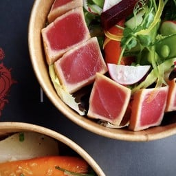 Akami Tuna Salad