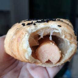 Chicken Sausage Croissant