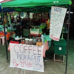 Coffee Moka pot By Chana