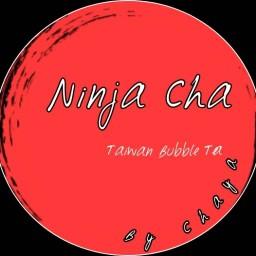 Ninja Cha ชานมไข่มุกบราวน์ชูการ์ ถนนข้าวหลาม