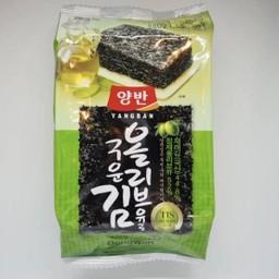 สาหร่ายเกาหลี