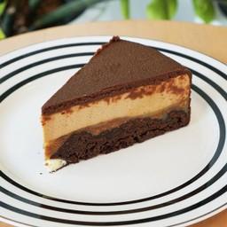 P - ทอฟฟี่คาราเมลเค้ก
