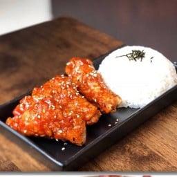 โคตรทอด ไก่ทอดเกาหลี โคตรทอด ไก่ทอดเกาหลี