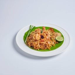 ผัดไทยกุ้งสด Pat Thai Kung Sot