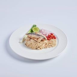 ข้าวลคุกปลาทู Kho Khiuk Platu