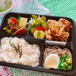 TORI KATAAGE Set meal ชุดไก่ทอด