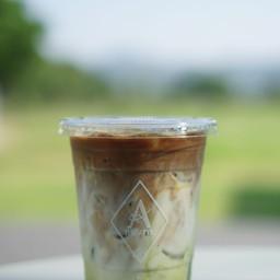 Matcha Espresso Ice