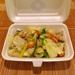 Yasai-Itame ผัดผัก