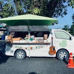 Green Duck Van Cafe ตราด