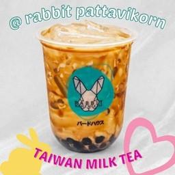 Rabbit bubble milk tea สาขา ตลาดปัฐวิกรณ์