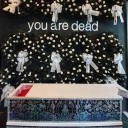 Kid Mai Death Cafe