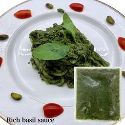 Rich basil sauce(120g) -only sauce-