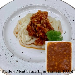 Mellow Meat Sauce Bijin Tomato 100% (120g) -only sauce-