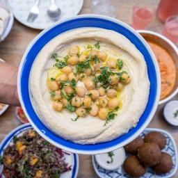 Hummus Bangkok