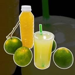 น้ำส้มเช้งคั้นสด ขวดละ