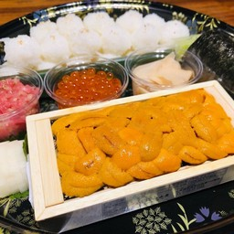 Uni Temaki Sushi Set
