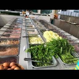 หมูกระทะ/ทะเลดองซีอิ๊วเกากลี/ อาหารตามสั่ง จันทบุรี