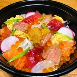 ikuracChirashi Sushi