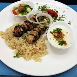 Afghani Kebabs