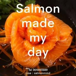 Salmon made my day (สาขาอ่อนนุช) อ่อนนุช onnuch branch