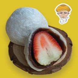 มิสเตอร์เก๋า เบเกอรี่ญี่ปุ่น ขนมหวาน ไดฟูกุ สตรอเบอร์รี่สด เอแคลร์ยักษ์ มาการอง น้ำส้มคั้น บิ๊กซีติวานนท์ บิ๊กซีติวานนท์