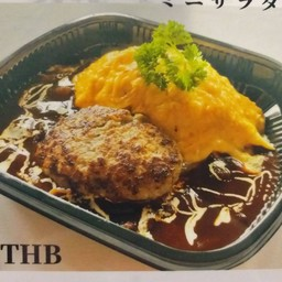 Omu Hayashi Hamburger