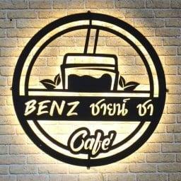 Benzชายน์ชาcafe'