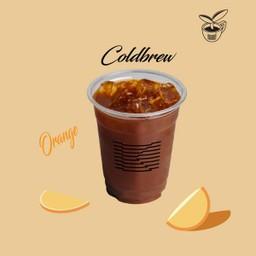 Cold Brew Orange Tonic